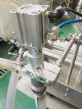 Remplissage semi-automatique pour le shampooing de empaquetage