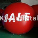 Balón inflable para la venta promocional Outdoor