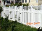 Palissade de jardin en PVC (DY302)