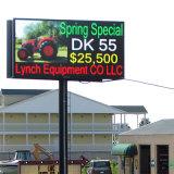 Il migliore livello di colore completo di prezzi SMD la velocità di rinfrescamento P5 P8 P10 P16 Digitahi esterne che fanno pubblicità agli schermi