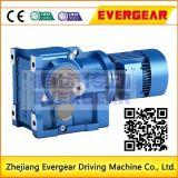 IEC 표준 플랜지 변속기 베벨 나선형 Gearmotor