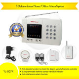 電話回線自動ダイヤルホームアラームセキュリティシステム(YL007K)