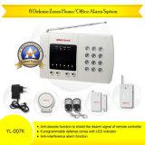 Домашняя Auto-Dial Phone-Line сигнал системы безопасности (YL007K)