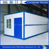 Umweltfreundliches vorfabriziertes Behälter-Haus-modularer Büro-Behälter