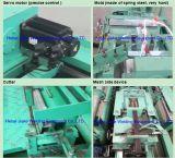 가득 차있는 자동 체인 연결 담 다이아몬드 철망사 기계장치