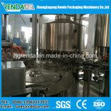 Máquina de enchimento do suco 3in1 do frasco do animal de estimação com Sterilizer