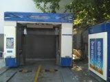 Machine de lavage de système de véhicule de portique de renversement