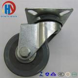 Рицинус шарнирного соединения с центром 125*50 колеса PU алюминиевым