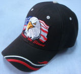 Мода бейсбола колпачок с логотипом Eagle Bb106