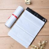 عادة بيضاء بلاستيكيّة تعليب حقيبة مبلمر مراسلة غلاف لأنّ تعليب