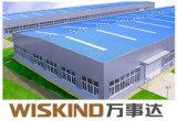 China edificio de acero prefabricados para almacén taller Haz Villa