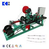 Einzelner Draht-automatische Stacheldraht-Maschine
