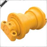高品質のCNCによって機械で造られる部品の下部転輪