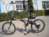 Bicicletta elettrica pieghevole approvata del CE (QD-005)