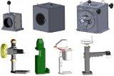 De dubbel-Frequentie van Et40dp & vier-Kanaal & de Intelligente Detector van de Wervelstroom