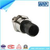 Precio miniatura de la Transductor-Fábrica de la presión del acero inoxidable 4-20mA
