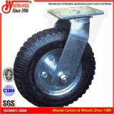 高品質の頑丈な旋回装置の空気の足車の車輪