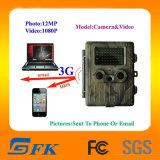 La chasse numérique étanche 12MP Cam Caméra GPRS MMS Trail (HT-00A2)
