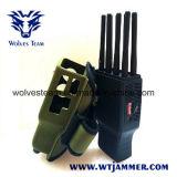 Hand8 Bänder alles Mobiltelefon und WiFi GPS Signal-Hemmer mit Nylonfall