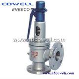 Válvula de segurança de bronze de alta pressão