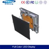 Visualización de LED montada en la pared del RGB de la alta definición P3 de interior