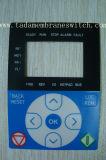 La superposición con las teclas repujado (TD-O-012)
