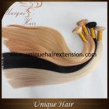 Уток волос Remy цвета рояля европейский
