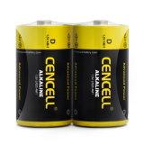 Superleistung-alkalische trockene Batterie D Lr20
