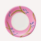 Placa do sushi da melamina com utensílios de mesa coloridos da melamina de Decoration/100% (QQA006B)