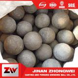 Altas bolas del molde del cromo para el molino de bola usado en planta del cemento