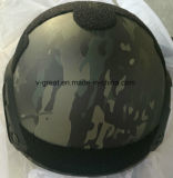ZorbiumのタイプSuspentionとの防弾ヘルメットカラー黒Multicam
