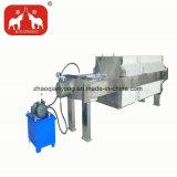 Hpyl-870 de hydraulische AutoMachine van de Pers van de Filter van de Trekkracht
