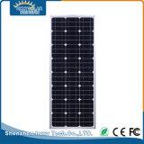 IP65 70W al aire libre todos en una luz de calle solar integrada