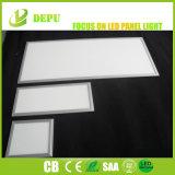 Jahr-Garantie des 595X595 quadratische flache LED Leuchte-Cer-100lm/W3
