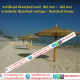 Пальмы пожаробезопасного синтетического Thatch Thatched крыши искусственного реалистические