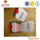 PP Mateiral com caixas dentro do organizador