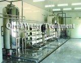 Etapa dos equipos de tratamiento de agua RO