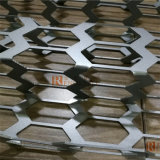 Audi 작업장을%s 마름모꼴 패턴을%s 가진 관통되는 알루미늄 장식적인 위원회