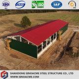 Sinoacmeは金属フレームの構造の記憶の小屋を組立て式に作った