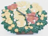 L'artisanat / le meilleur cadeau - Fleur de l'horloge actuelle (WL2010b)