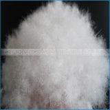White lavados de enchimento de penas de ganso para colchão
