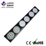 Carcaça de alumínio de alta qualidade 270W Indoor Gardening LED Grow Light with Secondary Lens