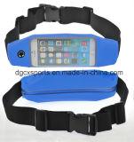 La bolsa impermeable de la cintura para el teléfono móvil