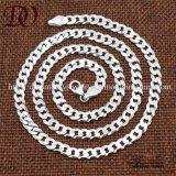 Único en Europa la cadena de plata de 925 hombres de la cadena de joyería de plata