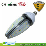IP65 360 bulbo impermeável do milho do diodo emissor de luz do grau SMD5630 40W 277V E39 E40