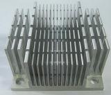 カスタマイズされたアルミニウムは高いひれが付いているダイカストの部品を