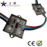 Технология Pixel RGB светодиодный модуль (GFT3535-3RGBD)
