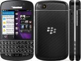 Blackberri neuf téléphone mobile intelligent initial noir/blanc de 4G (BB Q10)