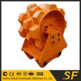 工場高品質のコンパクターの掘削機の車輪の短縮