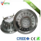 PiCREE-XPE 5W AR111 LED Spotlightne 기름